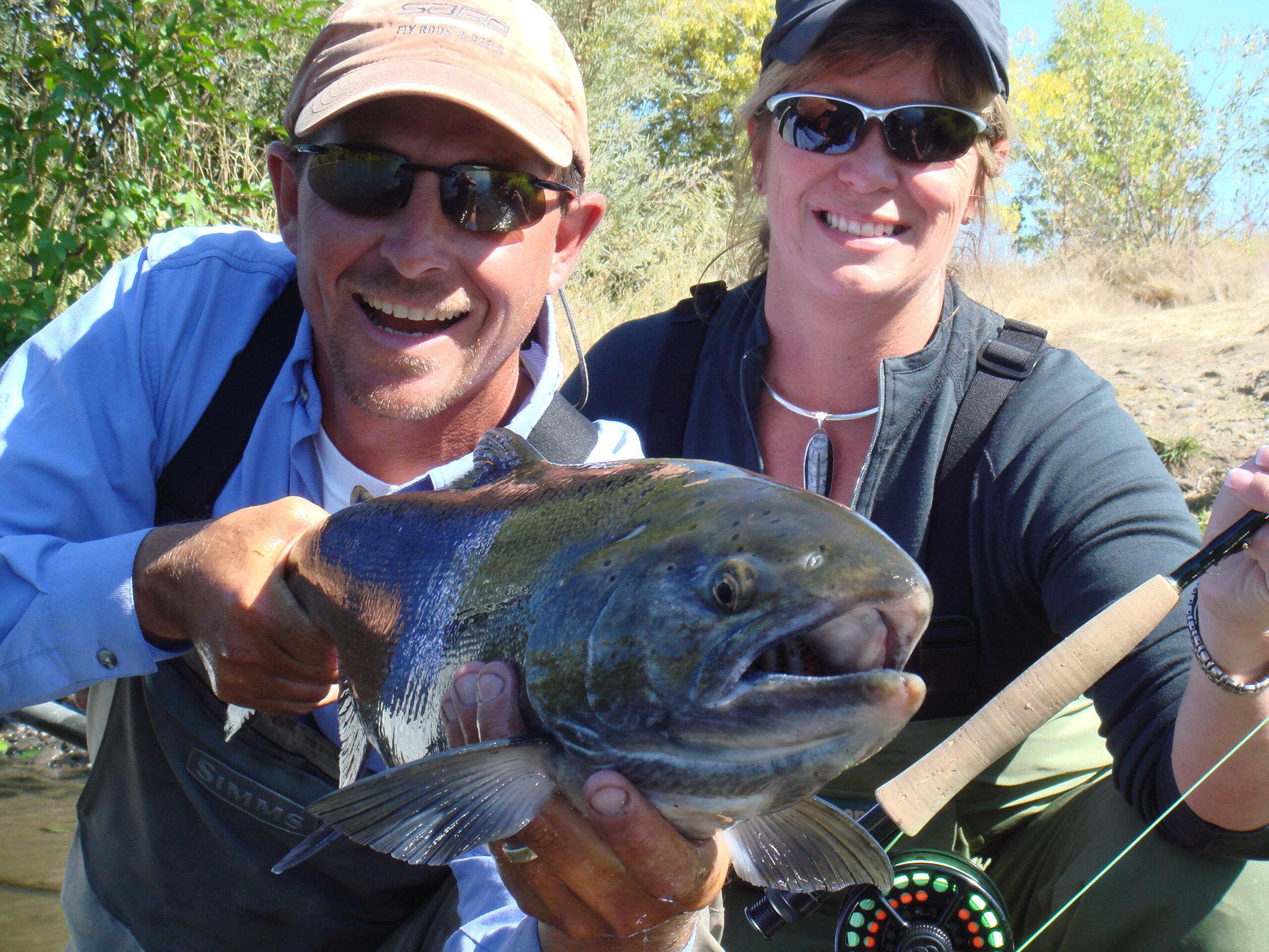 Steelhead Fishing Rogue River