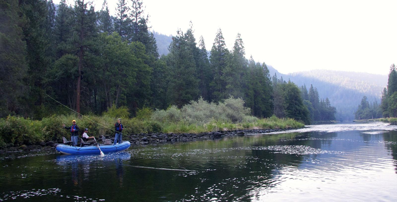 Big Fish River Oregon