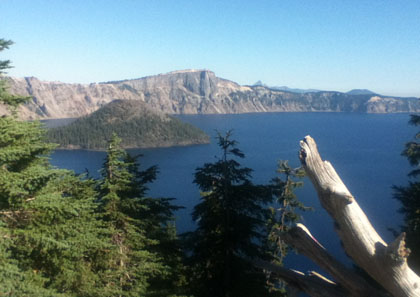 Crater Lake Fly Fishing