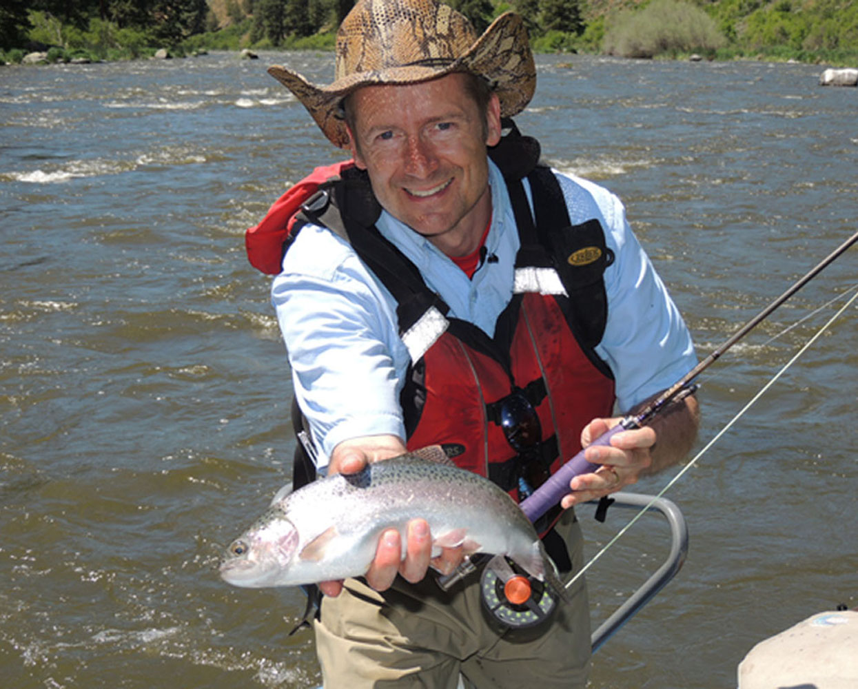 Oregon Fly Fishing Trips