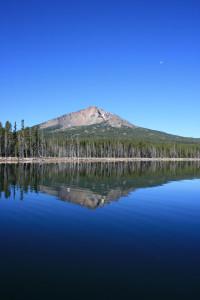 Oregon Lake Fishing