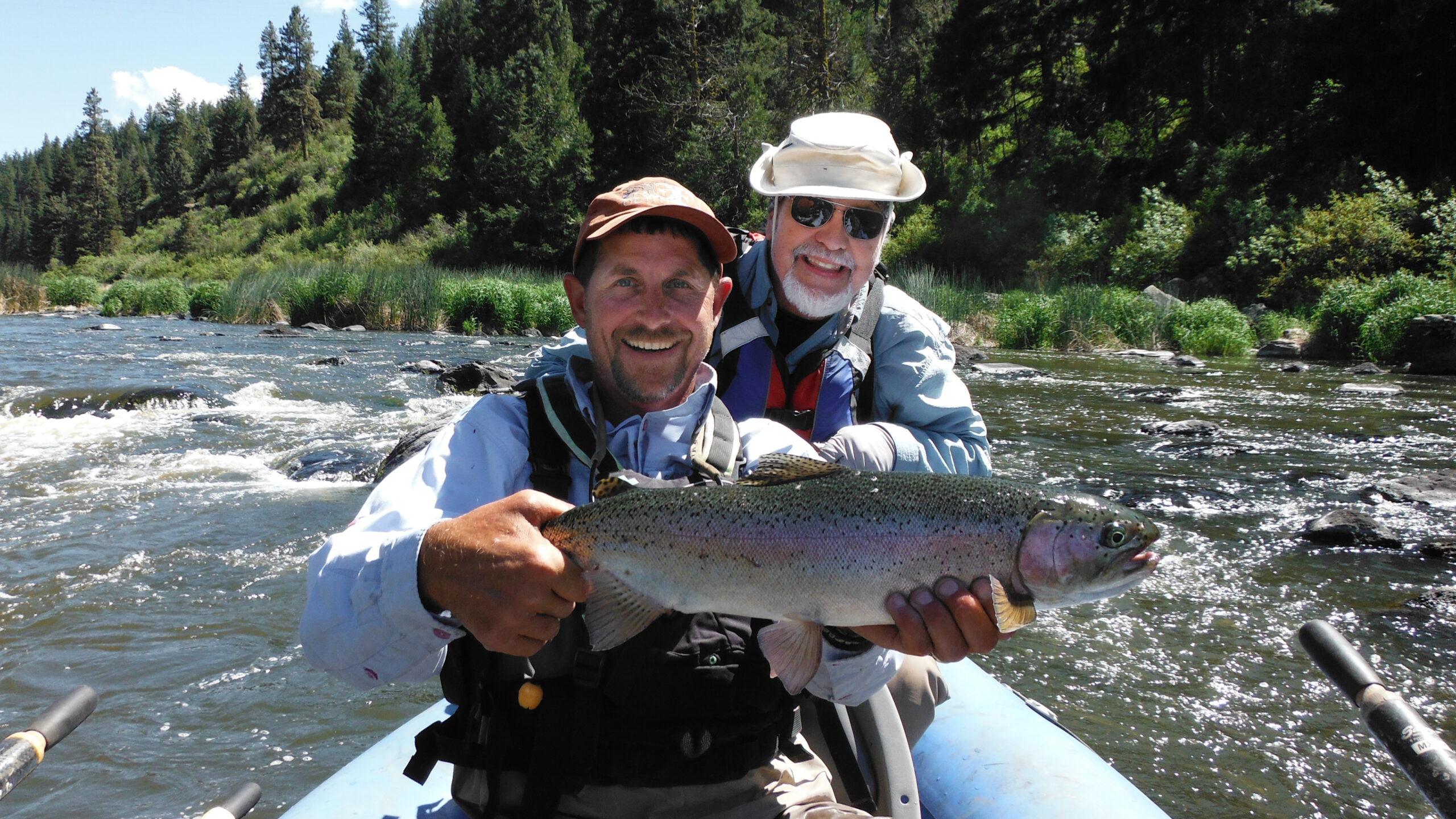 Klamath River Trout